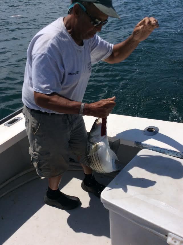 Ginny G Cape Cod Fishing Charters Provincetown Sport