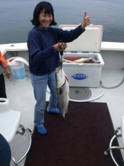 Striper Fishing Provincetown Spring 2017
