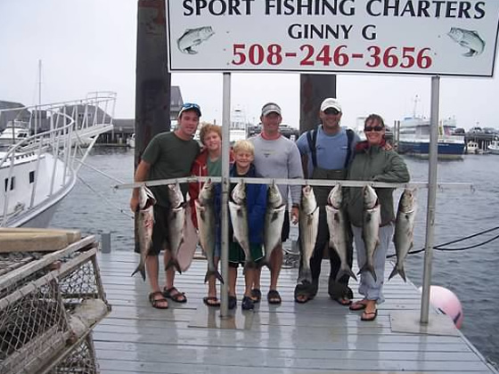 Provincetown Sport Fishing
